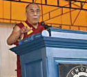 Photo: His Holiness The 14th Dalai Lama